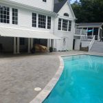Pavers Brick Pool Deck McClean VA StonePatios VA 4