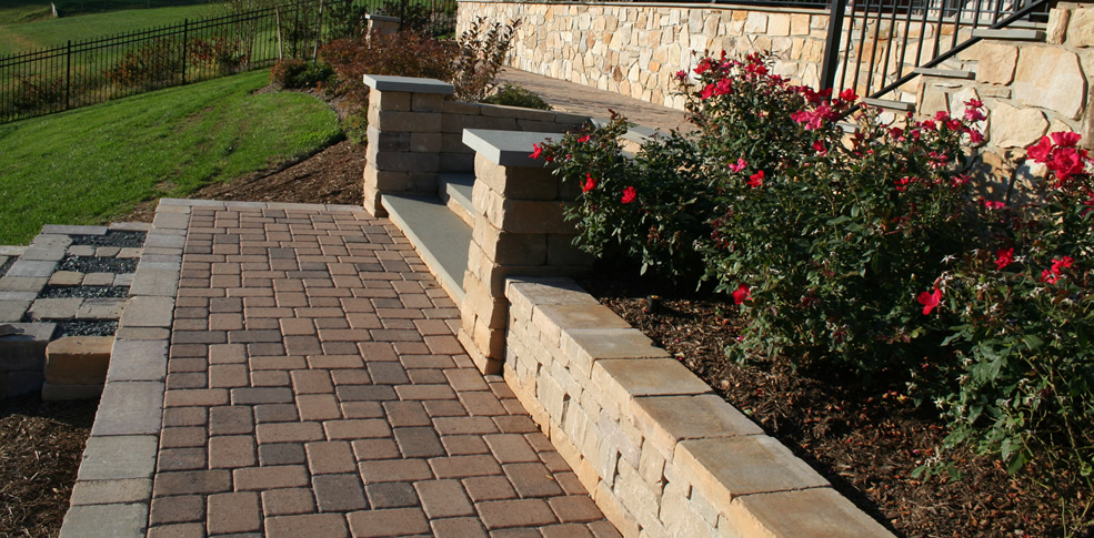 Pavers-Walkways