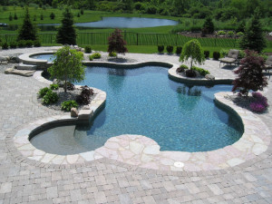 In Ground Pool Virginia Design and Installation