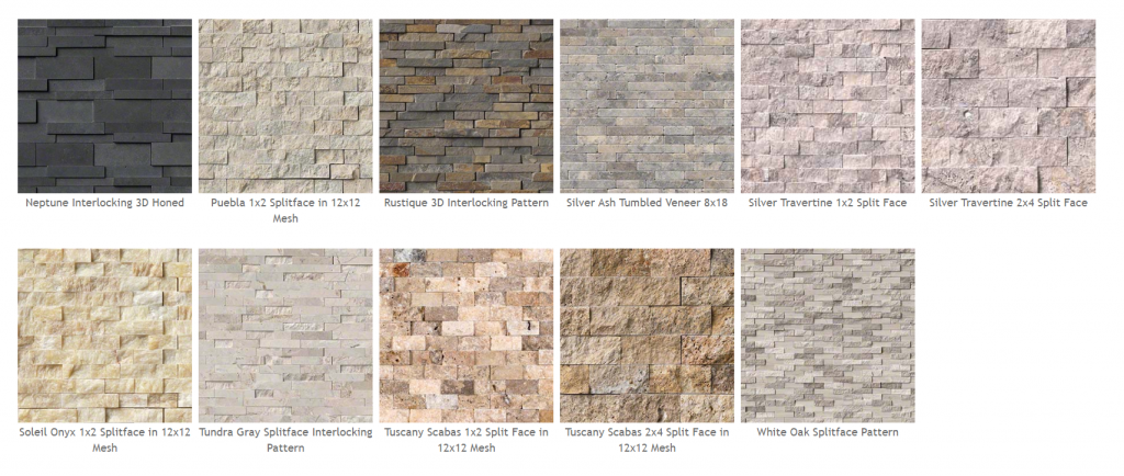 Stacked Stone Options 2